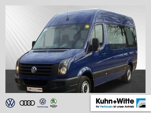 Volkswagen Crafter - Kombi 35 2.0 TDI 9-Sitze Rollstuhlrampe