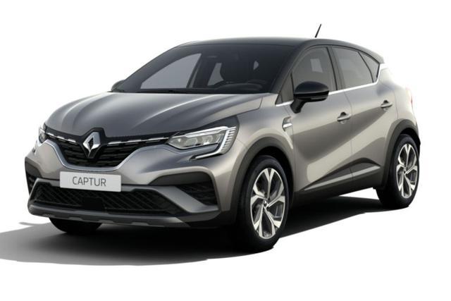 Renault Captur - R.S. LINE E-TECH TCe 140 Keyless