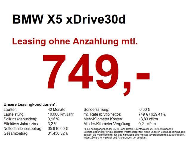 BMW X5 - xDrive30d xLine