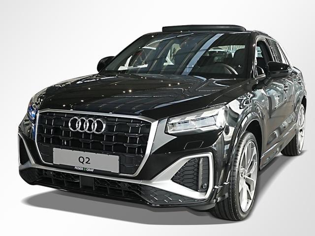 Audi Q2 - S line 35 TFSI tronic Panoramadach ACC