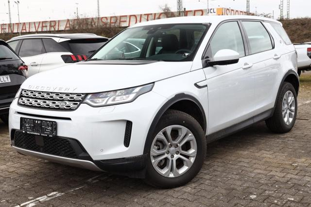 Land Rover Discovery Sport - P200 AWD Aut. S FahrassistenzP