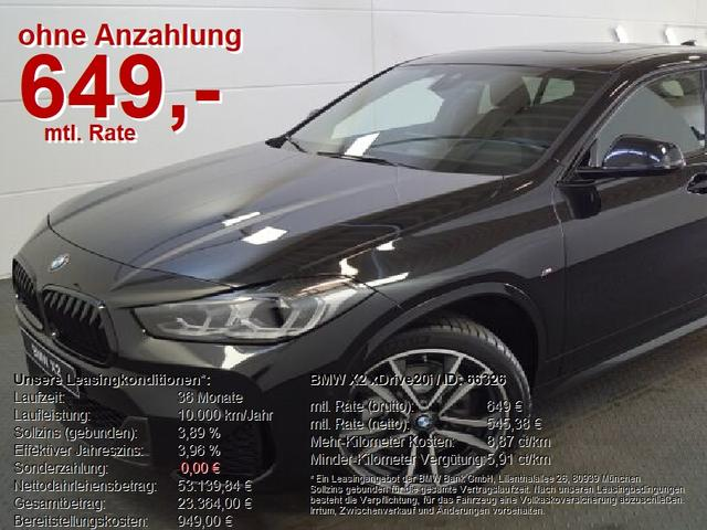 BMW X2 xDrive20i M Sport