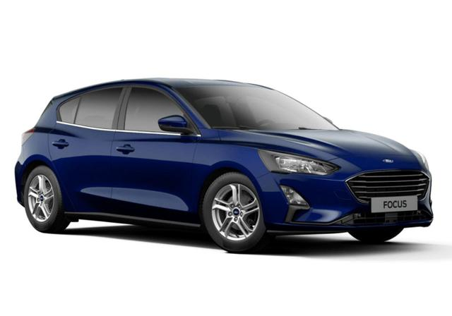 Ford Focus - 1.0 EcoBoost 125 Connected LED Nav Kam