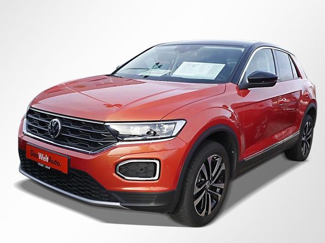 Volkswagen T-Roc United 1.5 TSI DSG Navi LED el.Klappe