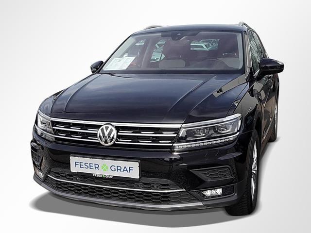Volkswagen Tiguan - Highline 2.0 TDI 4Motion 176 KW DSG AHK K
