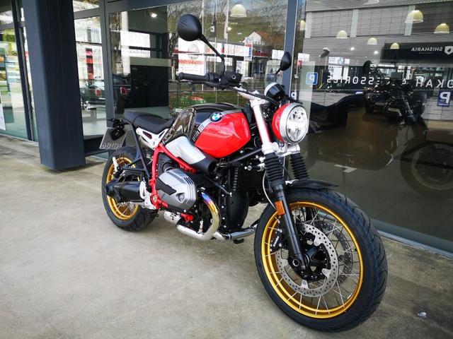BMW R nineT -