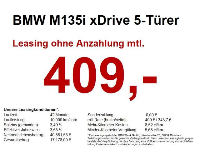 BMW M1 - M135i xDrive 5-Türer Aut. (F40) HEAD UP.KOMFORTZ