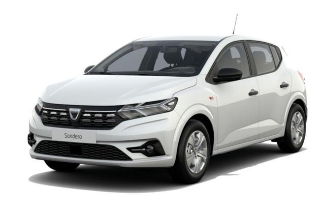 Dacia Sandero - Essential TCe 100 ECO-G