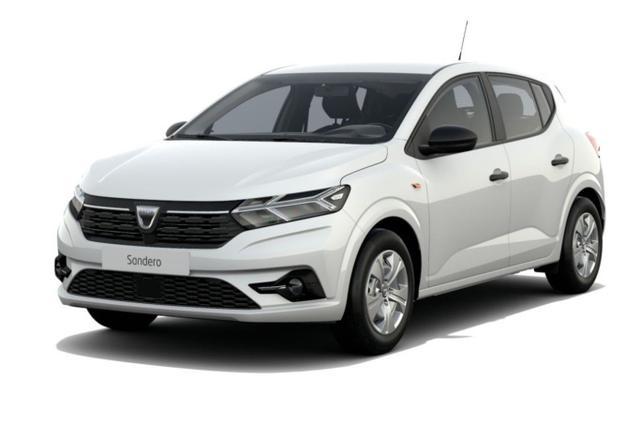 Dacia Sandero - Essential SCe 65 FreiSprech KLIMA
