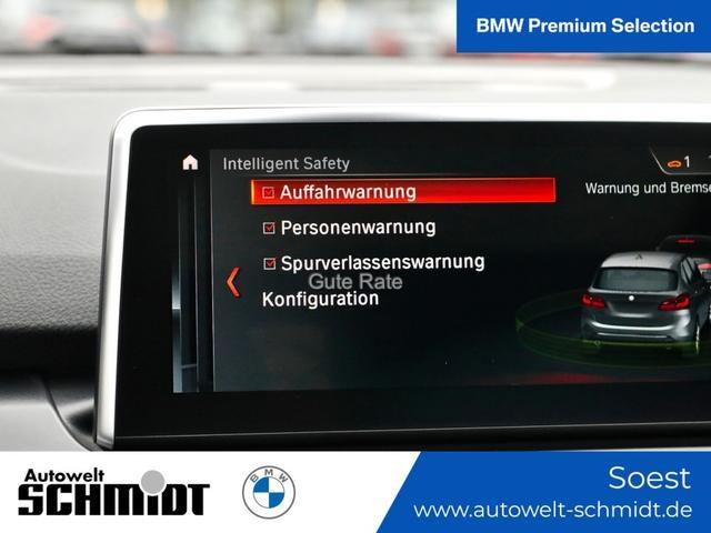 BMW 2er Active Tourer - 218 Aut Sport Line / 0Anz= 319,-!