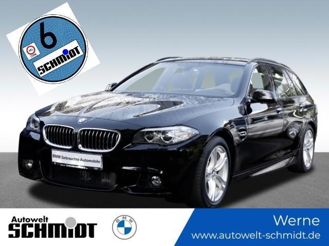 BMW 5er - 520d M Sportpaket NaviProf Panorama GARANTIE