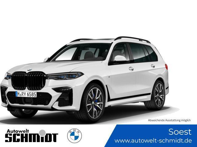 BMW X7 xDrive40d M Sportpaket UPE 115.988 EUR