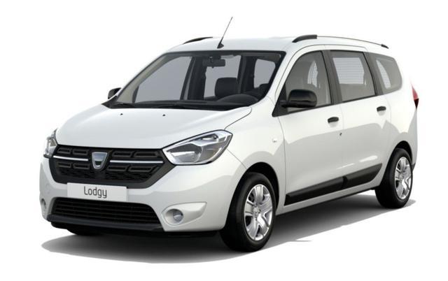 Dacia Lodgy - Comfort Blue dCi 115 5-Sitzer