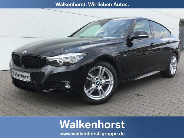 BMW 3er Gran Turismo 320 d M Sport EU6d-T Leder Navi Kurvenlicht HUD Rückfahrkam. Fernlichtass.
