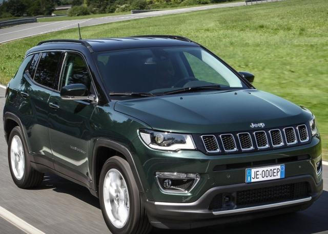 Jeep Compass - 1.3 GSE 150 DCT Limited Nav Kam Keyl