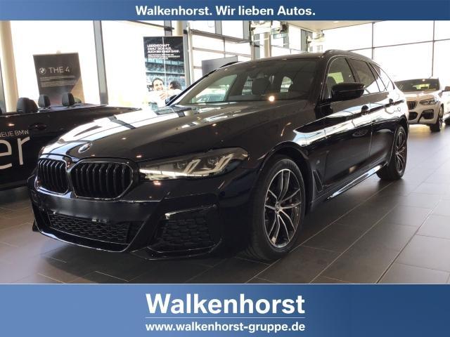 BMW 5er Touring - 520 d M Sport Mild Hybrid Park-Assistent HUD Navi