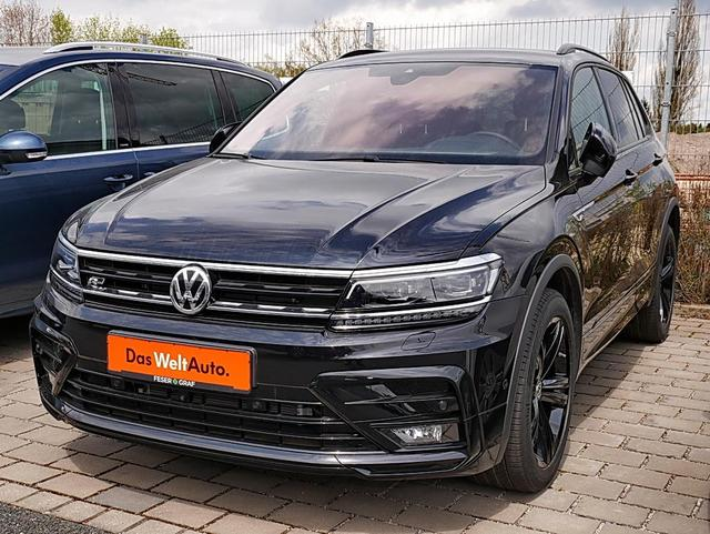 Volkswagen Tiguan - Highline BlackStyle 2.0 TSI DSG Navi Lede
