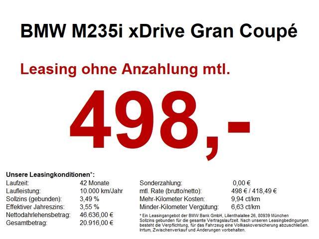 BMW M2 M235i xDrive Gran Coupé *TOP AUSSTATTUNG*