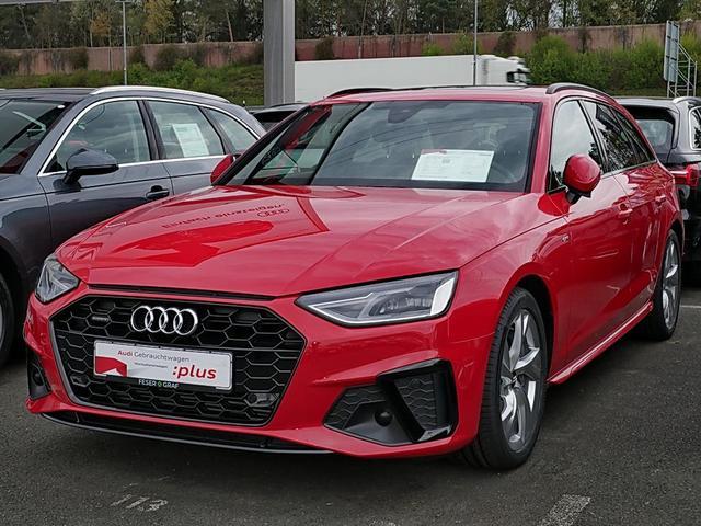 Audi A4 - Avant 45 TDI qu. tiptr. S line - NAV,XEN,PANO