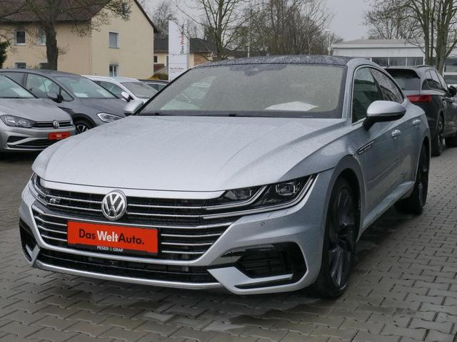 Volkswagen Arteon - 2.0 TDI DSG R-Line AHK Pano Leder Standhe