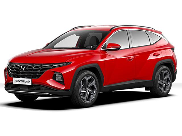 Hyundai Tucson - Plug-in-Hybrid 1.6 T-GDI Allrad Benzin Automatik 195 kW (265 PS)