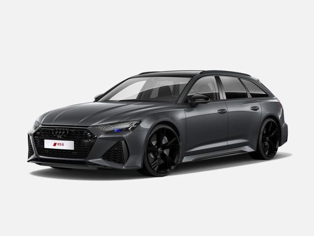 Audi RS6 - Avant 441(600) kW(PS) tiptronic