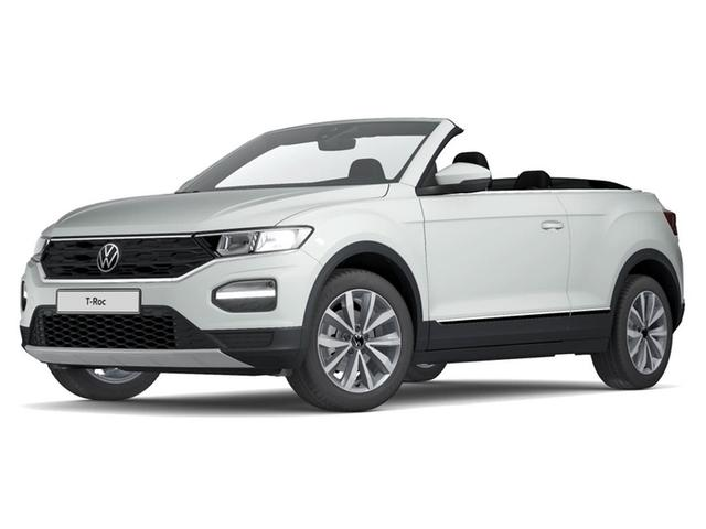 Volkswagen T-Roc - Cabriolet Style 1.0 l TSI OPF 81 kW (110 PS) 6-Gang