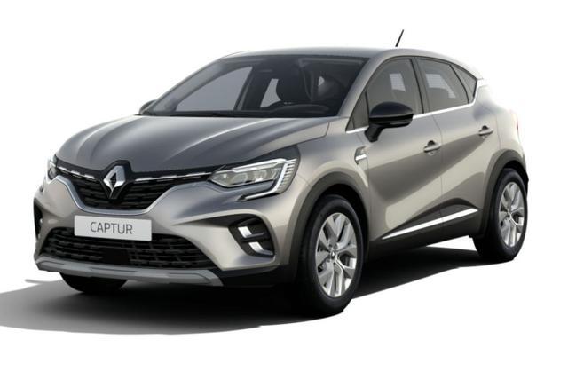 Renault Captur - INTENS TCe 140