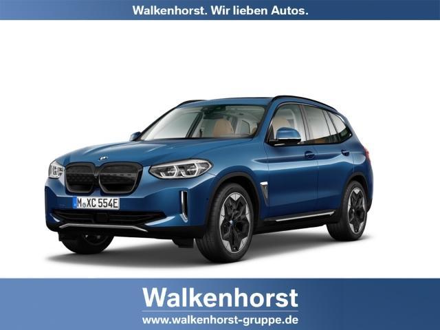 BMW iX3 - Impressive Leder LED Navi Klima Keyless e-Sitze Kurvenlicht HUD