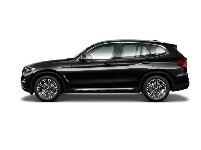 BMW X3 xDrive 30d Luxury Line Head Up Panoramadach AHK RFK