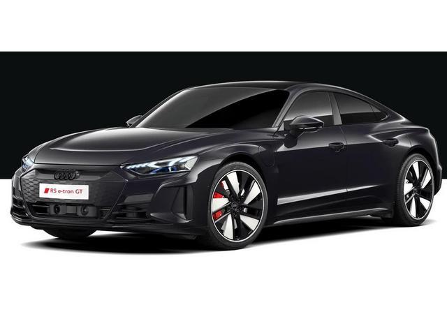 Audi e-tron - RS GT 440 kW