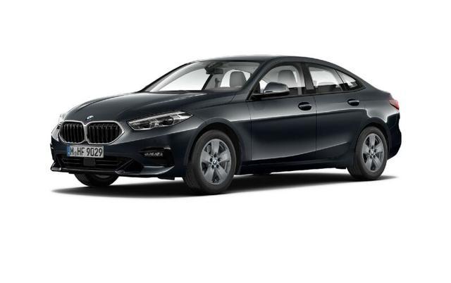 BMW 2er 220d Gran Coupé Sport Line LED LiveCockpit+ HiFi