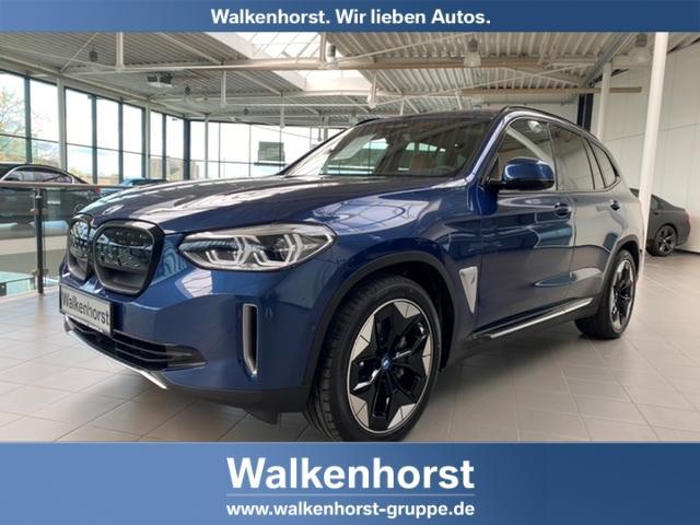BMW iX3 - Impressive DrivingAssistantProf ParkAssistant AHK HeadUp Panorama HarmanKardon