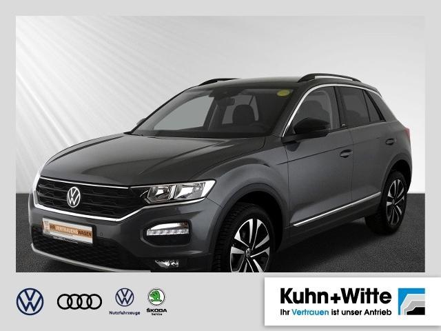 Volkswagen T-Roc - 1.5 TSI United  AHK DSG Navi Sitzheizung L