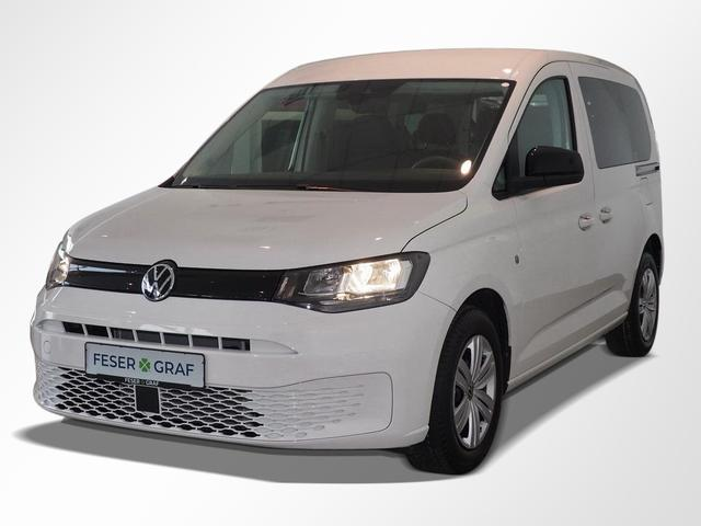 Volkswagen Caddy - 5-Sitzer 6-Gang Schaltg. Sofort Verfügbar
