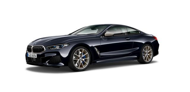 BMW 8er - M850i Coupe xDr Laser ACC HuD H&K