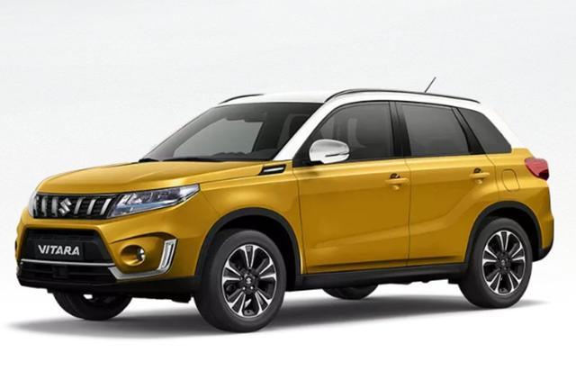 Suzuki Vitara - 1.4 Hybrid 129 Comfort  4x4 Leder LED