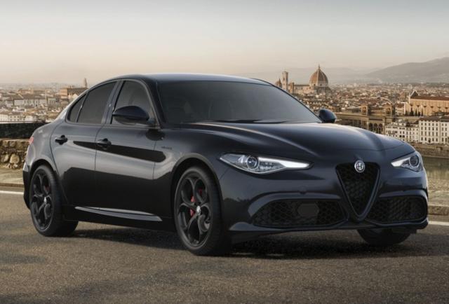 Alfa Romeo Giulia - 2.2 Turbo 210 AT8 Q4 Veloce Sound