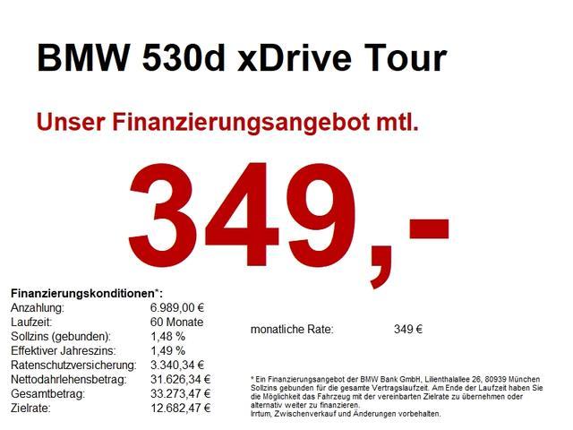 BMW 5er - 530d xDrive Tour Luxury Line NaviPro HuD ACC AHK