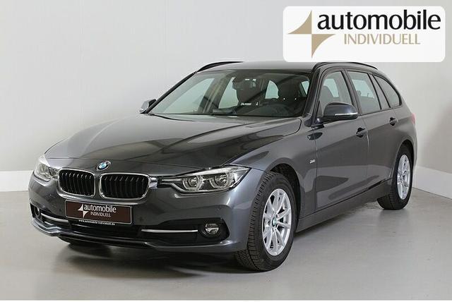 BMW 3er - 320d Aut. Sport Line LED Navi Tempomat
