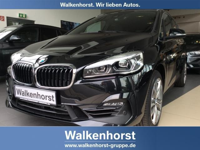 BMW 2er Gran Tourer 220 i Sport Line 7-Sitzer DrivingAss BusinessPaket RFK HiFi