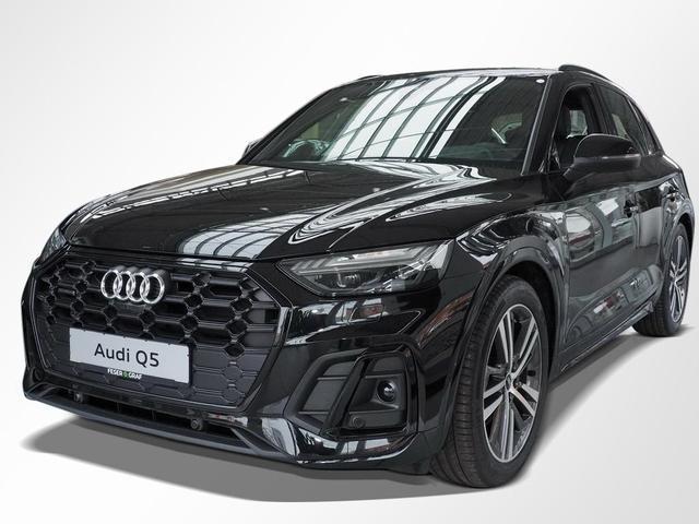 Audi Q5 - S line 45 TFSI quattro tronic Alu-20` 360°