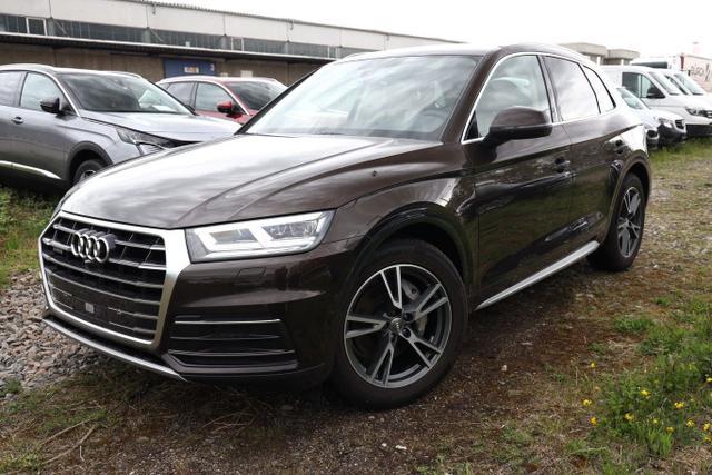 Audi Q5 - 40TDI 204 Tronic Leder Luft LED Nav  Kam SHZ
