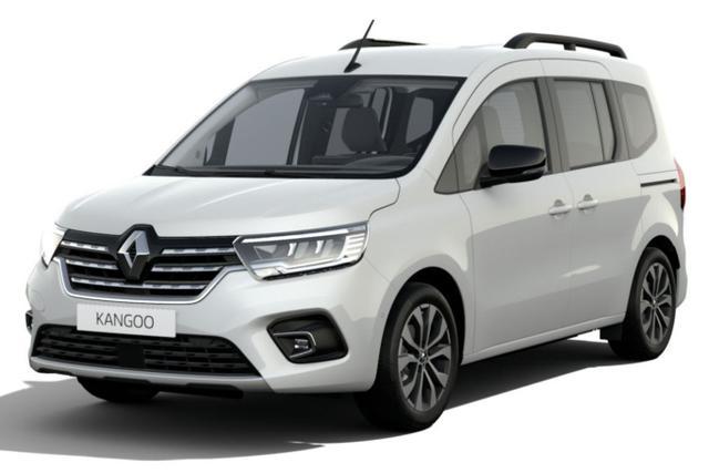 Renault Kangoo - Intens BLUE dCi 95 NEUES MODELL