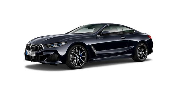 BMW 8er 840d xDr Coupé M Sportpaket Laser ACC DAB H&K