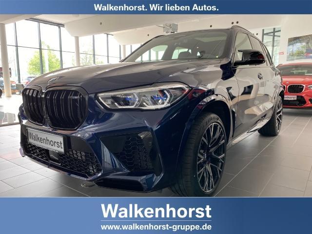 BMW X5 M Competition Laserlicht LED Massagesitze El. Panodach Bowers & Wilkins Navi Leder AHK-klappbar