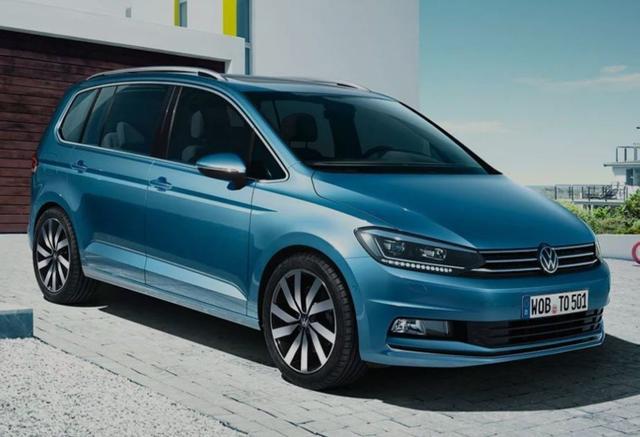 Volkswagen Touran - 1.5 TSI 150 DSG R-Line Nav LED VirCo