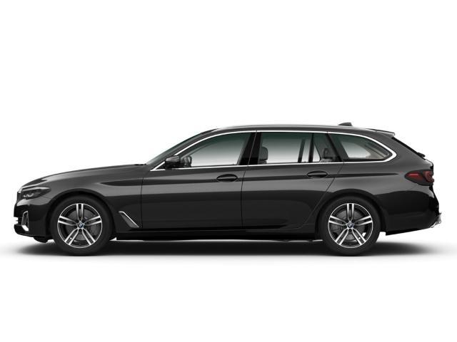 BMW 5er 520 d Luxury Line Touring Mild Hybrid Park-Assistent Laserlicht