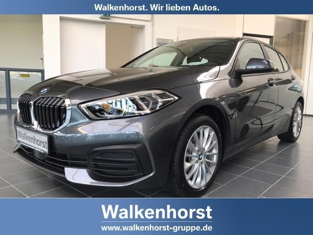 BMW 1er - 116 d Advantage EU6d-T LED Navi Kurvenlicht Fernlichtass. PDC