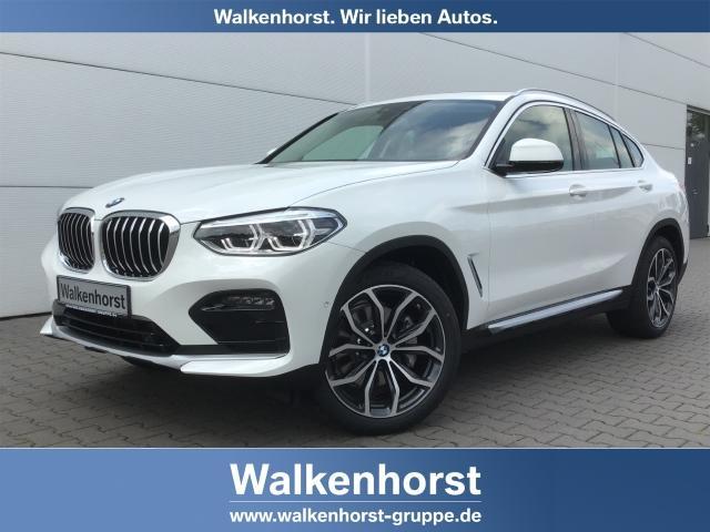 BMW X4 xDrive30i M Sport X EU6d-T Park-Assistent Leder AD Kurvenlicht HUD Parklenkass.